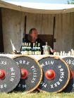 Nasz miód pitny jest bardzo chętnie kupowany nawet na Grunwaldzie w czasie inscenizacji bitwy.
