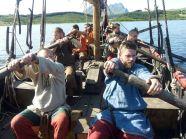 Wyprawa na Festiwal Wikingów na Lofotach 2014r.